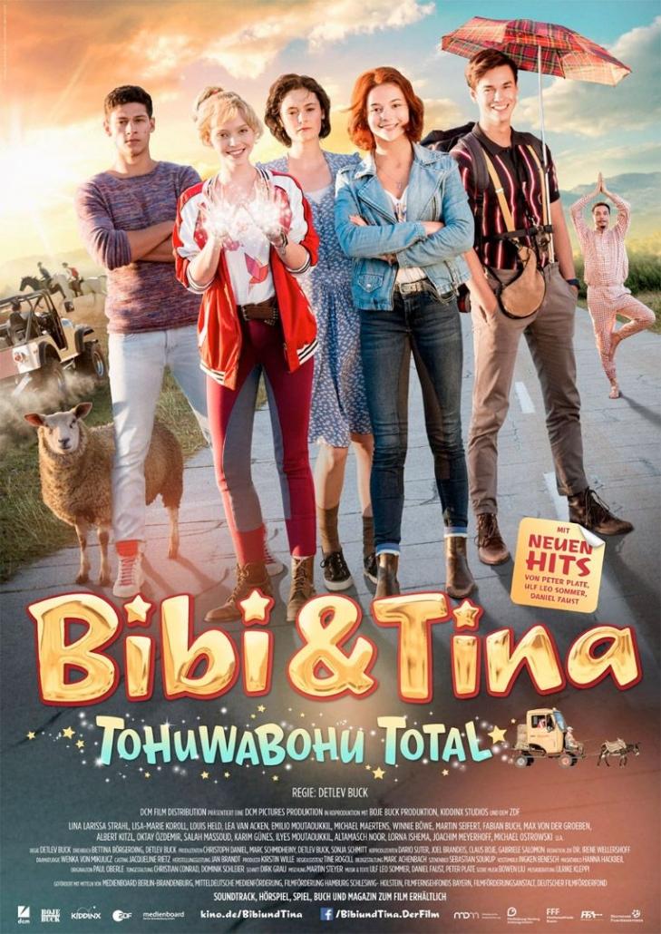Bibi Und Tina 4 Im Kino