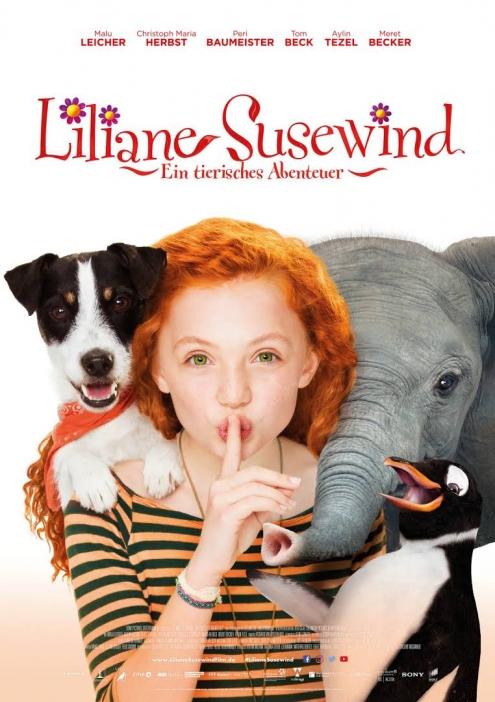 Liliane Susewind – Ein tierisches Abenteuer