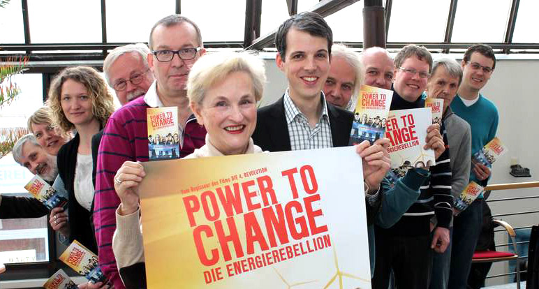 Power To Change Unterstützer