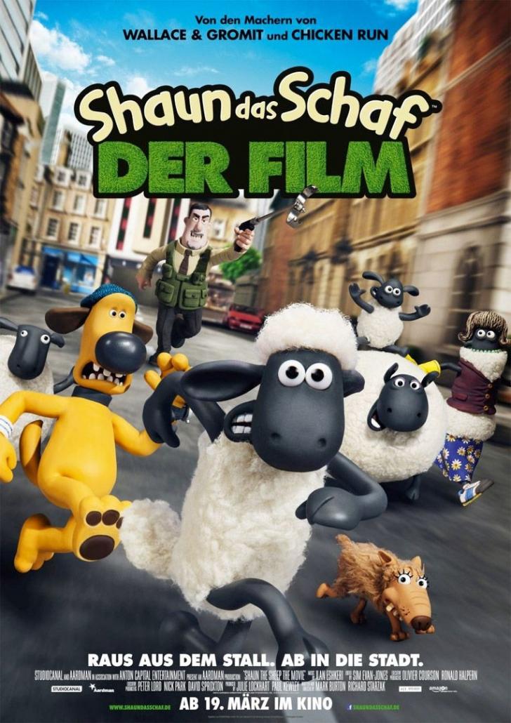 Shaun das Schaf – Der Film