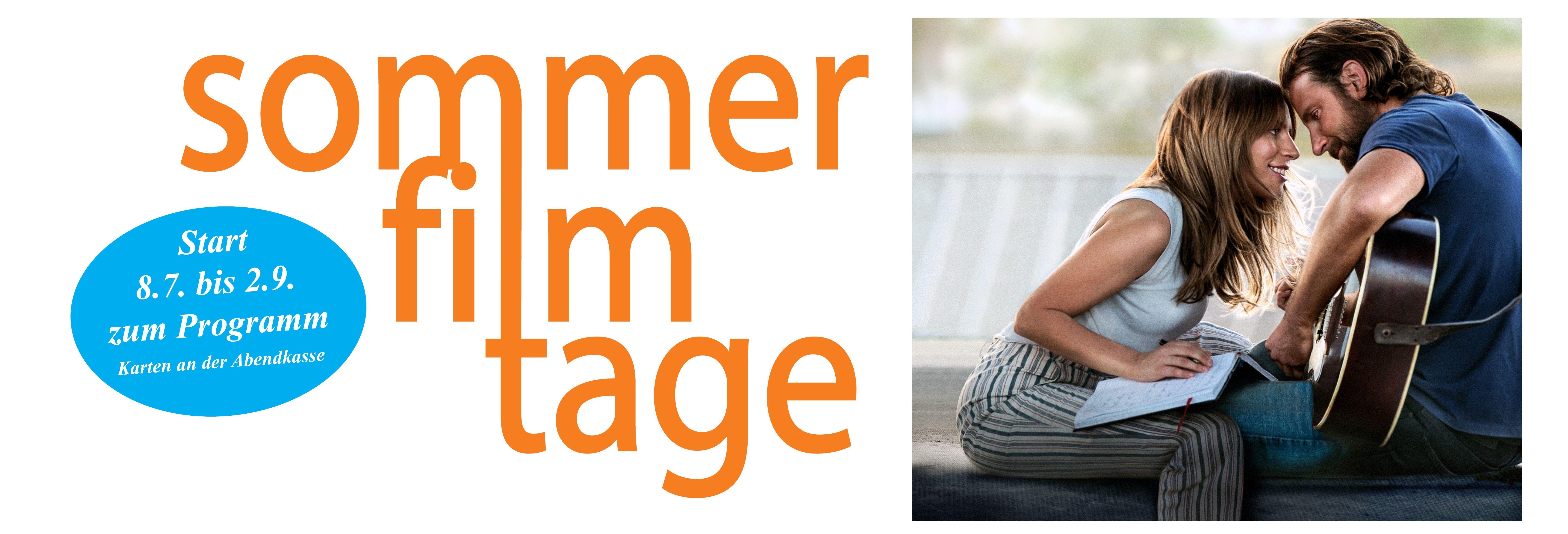 Sommerfilmtage 2020 vom 8.7. bis 2.9.